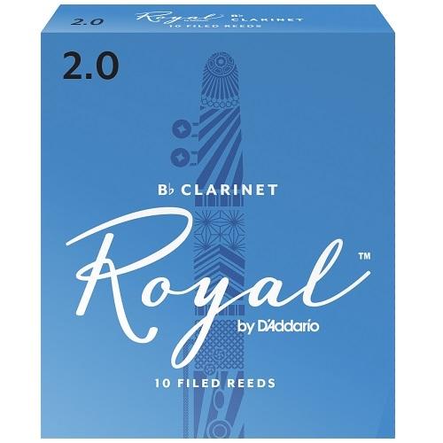 RICO RCB1020 RICO ROYAL trska za Bb klarinet 2