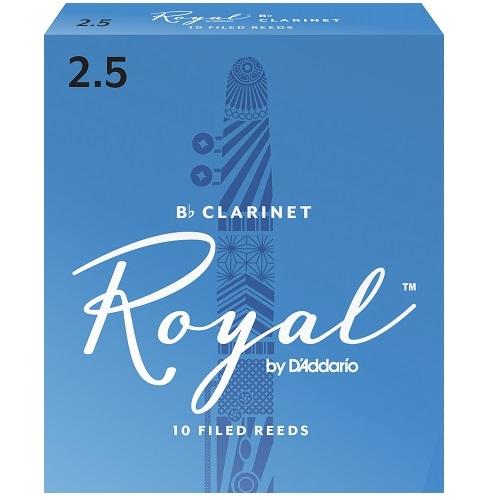 RICO RCB1025 RICO ROYAL trska za Bb klarinet 2,5