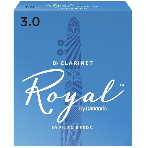 RICO RCB1030 RICO ROYAL trska za Bb klarinet 3
