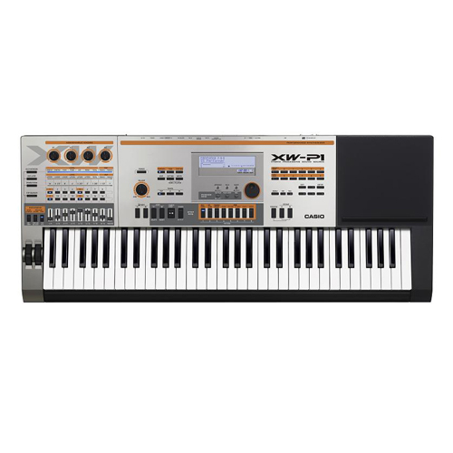 CASIO XW-P1 performance sintisajzer