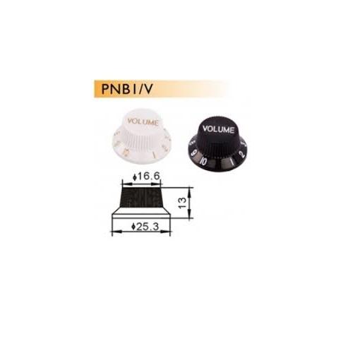 DR Parts PNB1 plastična volum-tone kapice za potenciometar