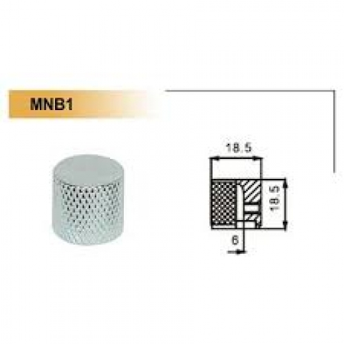 DR Parts MNB1 metalna volum-tone kapica za potenciometar