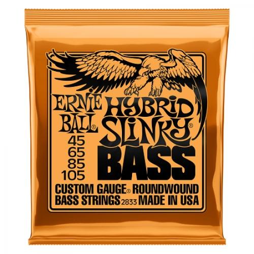 Ernie Ball Slinky P02833 BASS Hybrid 45-105 žice za bas