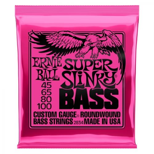 Ernie Ball Slinky P02834 BASS Super 45-100 žice za bas