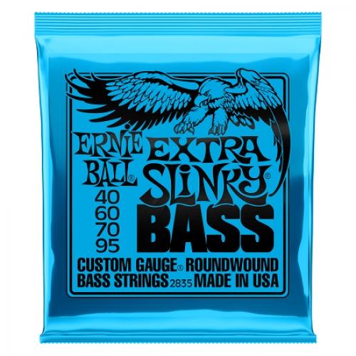 Ernie Ball Slinky P02835 BASS Extra 40-95 žice za bas