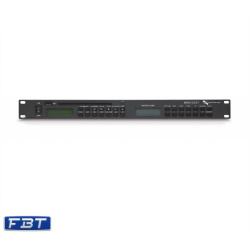FBT MS02-CD3/T dual CD/MP3player + FM tuner