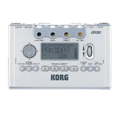 KORG PANDORA PX-5D efekt procesor za gitaru