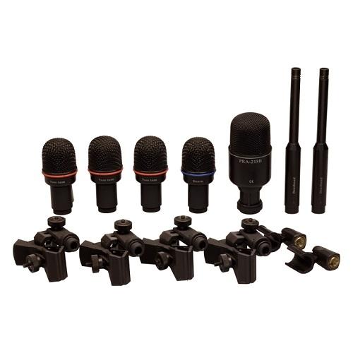 Superlux DRK-K5C2 set od 7 mikrofona za bubanj