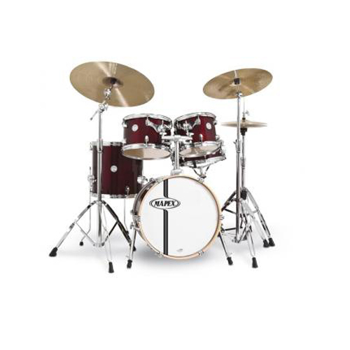 MAPEX Bubanj HZB581SCY - BD18x14,TT10x8,12x8,FT14x14,SD14x5 + tom holder