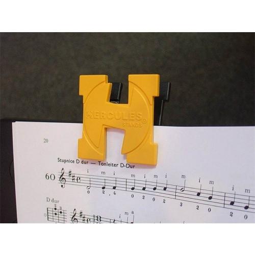 HERCULES HA150D štipaljka za notni stalak