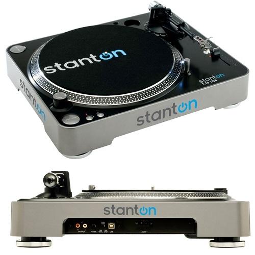 Stanton T55 - USB gramofon