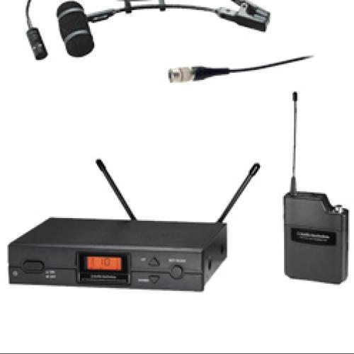 Audio Technica  ATW-2110+PRO35cW-bežični set za ovučiti harmoniku