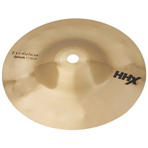 SABIAN HHX  7\'\' EVOLUTION splash (10705XEB) činela