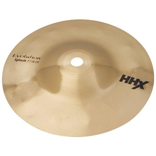 SABIAN HHX  7\'\' EVOLUTION splash (10705XEB) činela