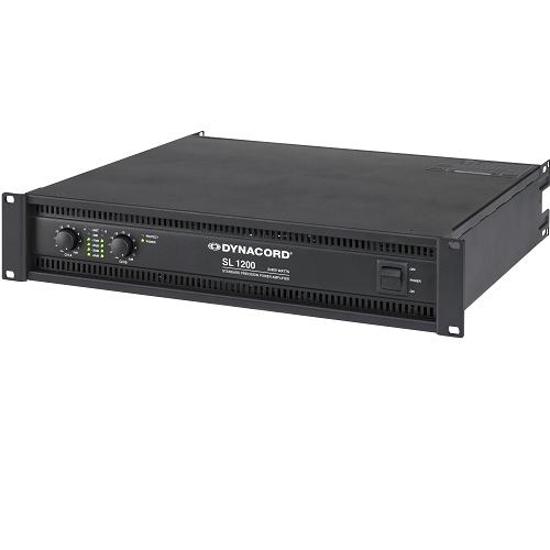 Dynacord SL-1200 2x600w/4ohm pojačalo