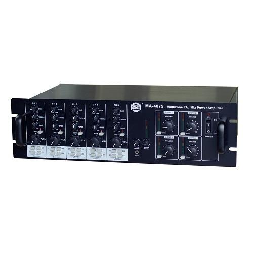 SAR Show Audio MA-4075 100V,4x80W 4-zonsko pojacalo