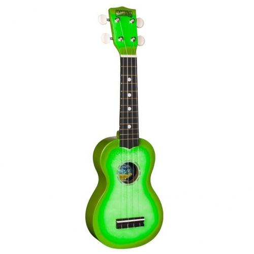 MAHALO U2K/CGN ukulele/hawaii gitara set