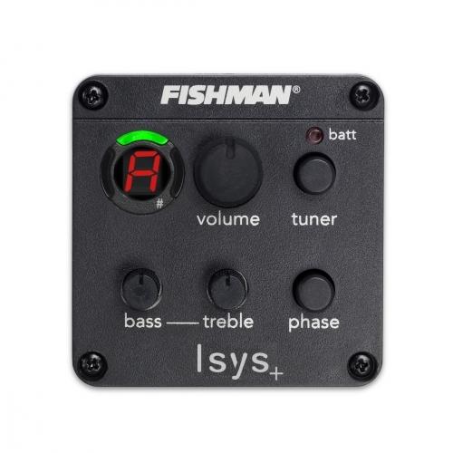 Fishman ISYS+ elektronika za gitaru