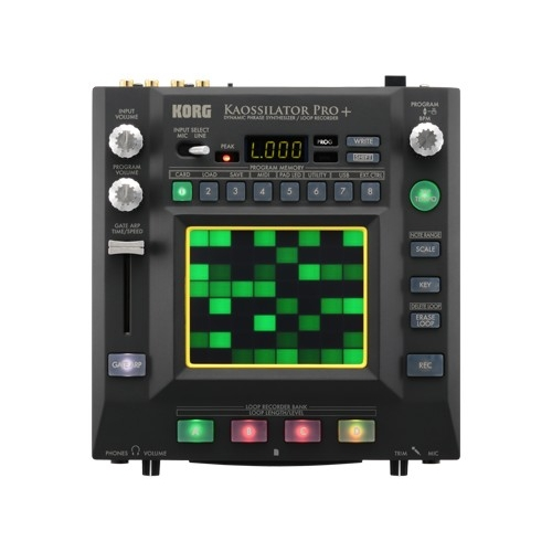 KORG KAOSSILATOR PRO+ sinth/loop recorder
