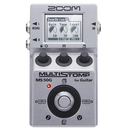 ZOOM MS-50G Multi Stomp pedala za gitaru
