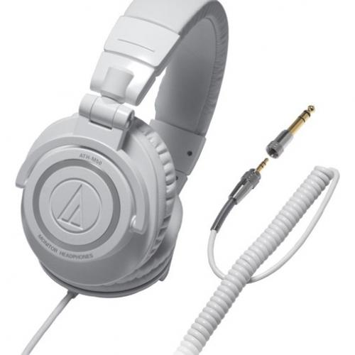 Audio Technica  ATH-M50 WH studio monitorske slušalice