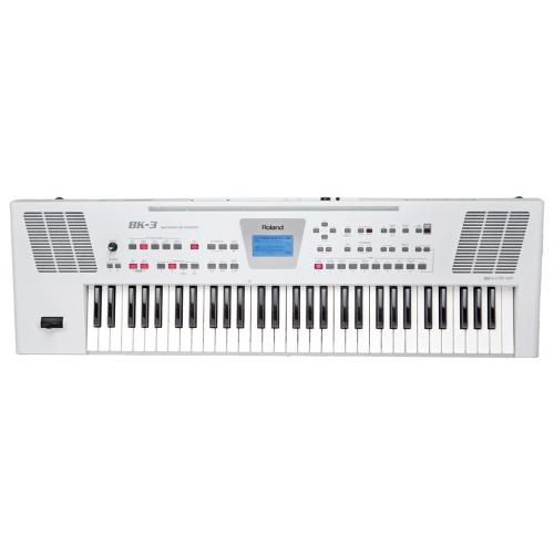 Roland  BK-3 white profesionalna aranžer klavijatura