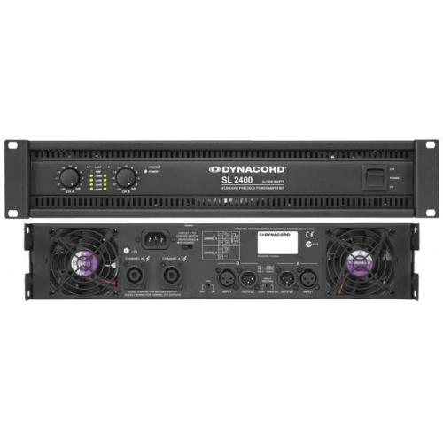 Dynacord SL-2400 2x1200w/4ohm pojačalo