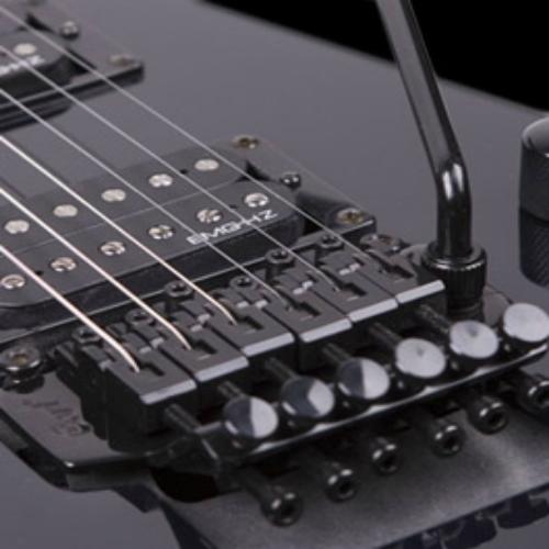 CORT DOUBLE LOCKING-II BK - tremolo za gitaru