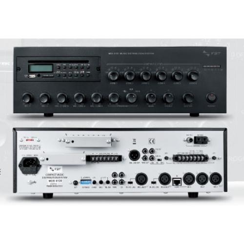 FBT Pojačalo MDS-6240 240w 6 zona sa USB CD/MP3 i FM tunerom