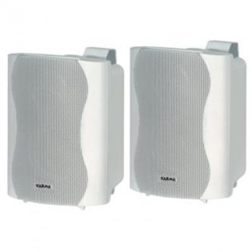 SAR KARMA BS-54WT - 25W,8 Ohm(100V/2-4-8-16W) zvučna kutija bijela boja