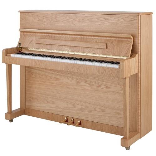 PETROF P118P1 pianino (4107 BUK saten)