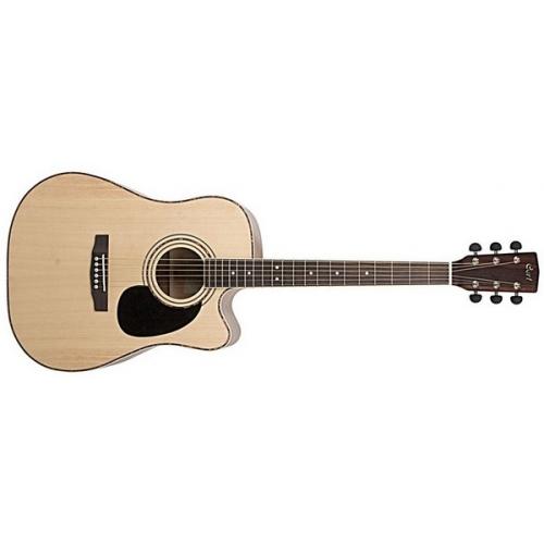 CORT Ak gitara AD880CE - NS