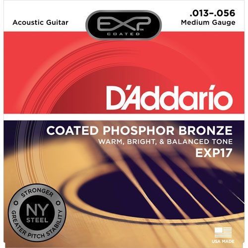 daddario EXP17 13-56 žice za akustičnu gitaru