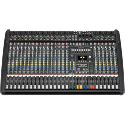 Dynacord CMS-2200-3 24kanala,6 aux,dual FX procesor mikseta