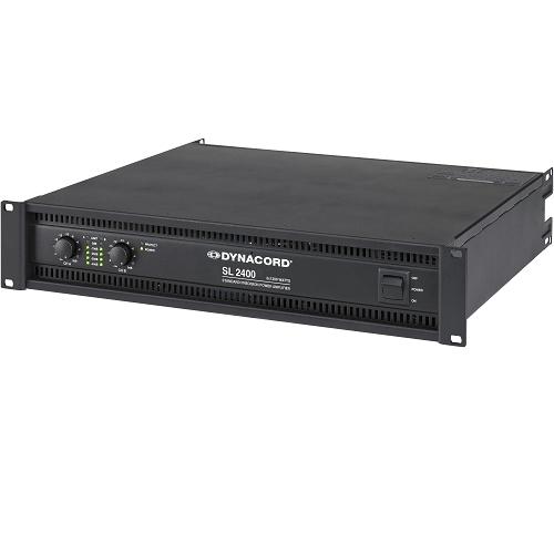 Dynacord SL-2400 2x1200w/4ohm pojačalo za MID
