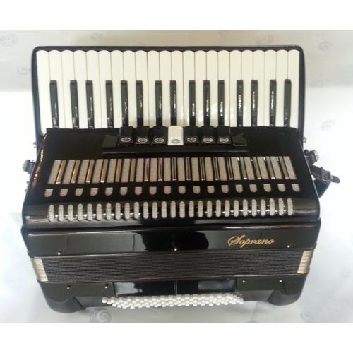 Soprano Harmonika 80 basova 37K  (DC-301BK)