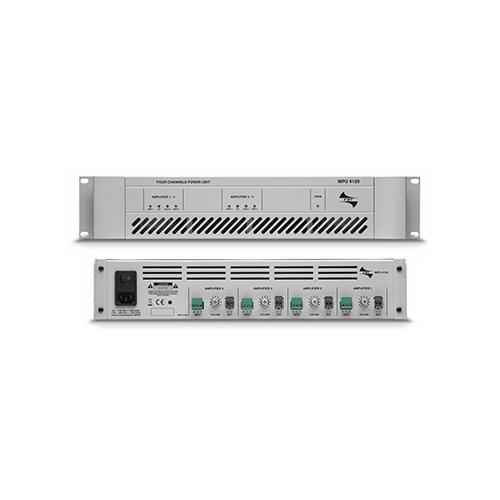 FBT MPU-4120 4line 4x120w 100V pojačalo