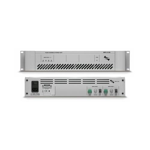 FBT MPU-2120 2line 2x120w 100V pojačalo