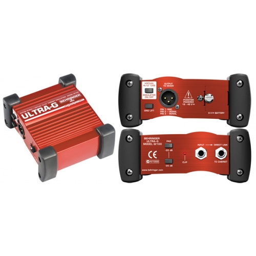 BEHRINGER Ultra GI 100 gitarski red box