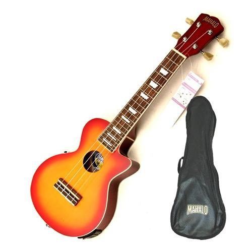 MAHALO ULP1E/CS ukulele/hawaii gitara LP ozvučeni sa torbom