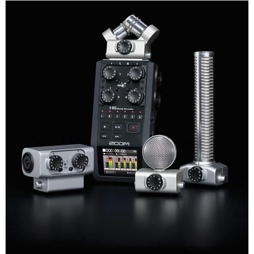 ZOOM H6 portabilni audio snimač