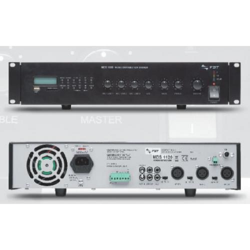 FBT MDS-1060 100v pojačalo 60w - MP3,tuner,USB/SD čitač