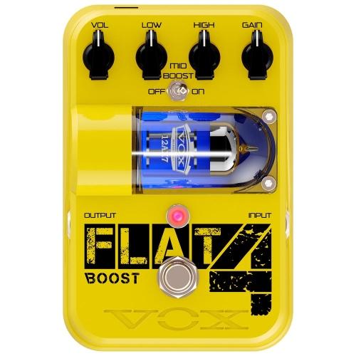 VOX Tone Garage FLAT 4 BOOST efekt pedala za gitaru