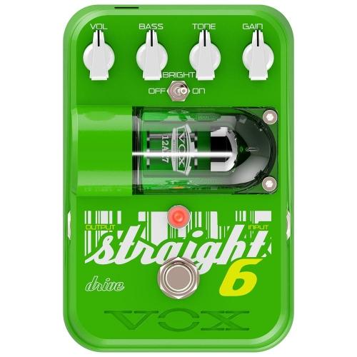 VOX Tone Garage STRAIGHT 6 DRIVE efekt pedala za gitaru