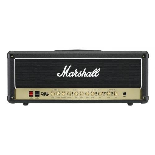 Marshall DSL100H 100W VALVE DUAL SUPER HEAD pojačalo