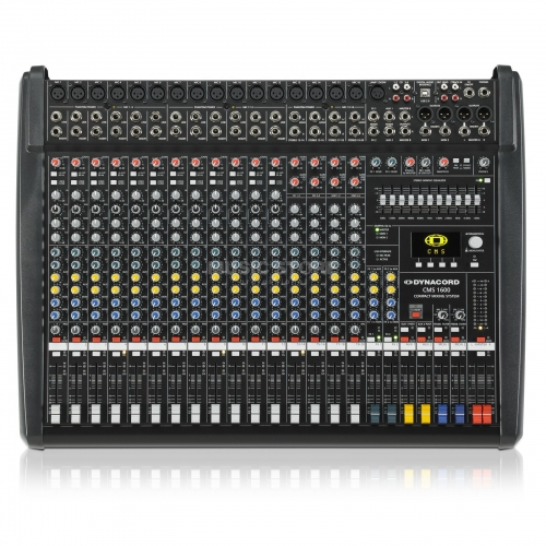 Dynacord CMS-1600-3 pasivna mixeta 16 kanala