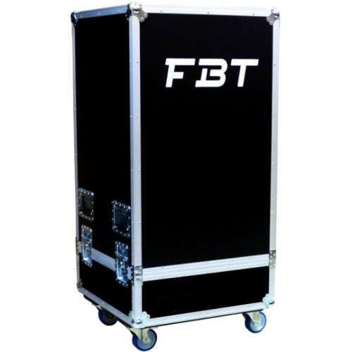 FBT FK 206-4 Flight-case za 4xMitus 206L/LA