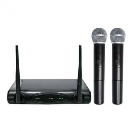 SAR KARMA SET-6082 bežični mikrofon (2 kom) VHF