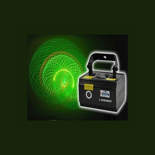 SAR EUROLITE LRD80RGY laser \