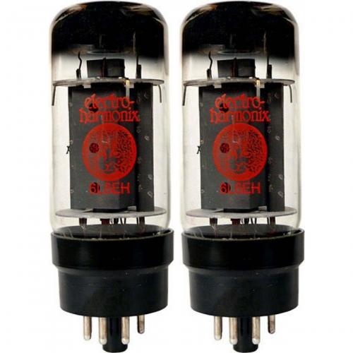 Electro Harmonix 6L6EHPL platinum matched lampa za pojačalo /par